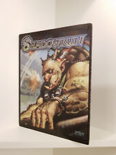Shadowrun: DM Screen + Critters, RPG, Fasa, Softcover