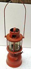 PRABHAT ORIGINAL kerosene pressure lamp light IRON BODY LATELY COLOR Part decor