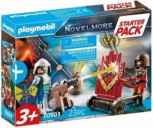Playmobil 70503 Starter Pack Novelmore Knights' Duel