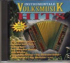 (AT443) 16 Schwungvolle Melodien - 1994 CD