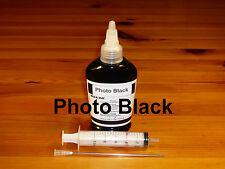 100ml Photo Black (PB) bulk refill ink for HP inkjet printer