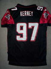 REEBOK Atlanta Falcons PATRICK KERNEY nfl THROWBACK Jersey YOUTH KIDS BOYS m