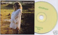 GOLDFRAPP Caravan Girl 2008 UK 1-trk promo CD card slv