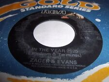 ZAGER & EVANS-IN THE YEAR 2525/MR. TURNKEY RCA 447-0848 NM 45