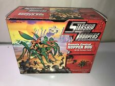 VINTAGE STARSHIP TROOPERS REMOTE CONTROL HOPPER BUG ACTION FLEET  GALOOB