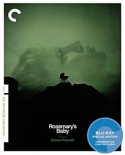 Rosemary's Baby (Blu-ray Disc, 2012, Criterion Collection) Brand New! Sealed!