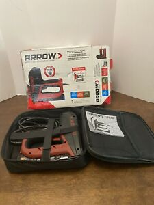 ARROW  Professional Electric Stapler and Nailer With Free Protective Case T50AC
