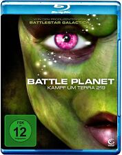 Battle Planet Blu-Ray (EU Region B) Zack Ward, Monica May, Brea Grant