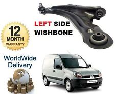 FOR RENAULT KANGOO 1.5 DCi  1.6 2008-> LEFT SIDE LOWER SUSPENSION WISHBONE ARM