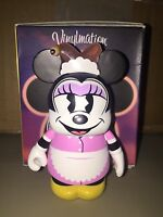 """Minnie Mouse 3"""" Vinylmation Mickey's Really Swell Diner Reveal Conceal Series"""