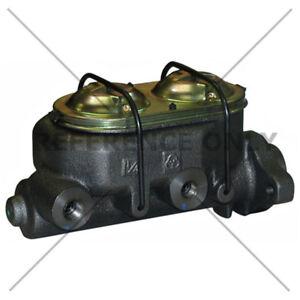 Brake Master Cylinder fits 1971-1992 GMC P3500 P2500 P2500,P3500  CENTRIC PARTS