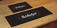 Personalised Oktoberfest Beers Germany Bar Mat Ideal For Pub Club Bar