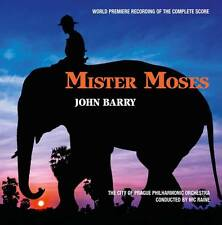 Mister Moses - Complete Score - Limited Edition - John Barry