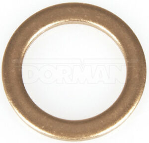 Engine Oil Drain Plug Gasket Dorman 095-025CD|12 Month 12,000 Mile Warranty