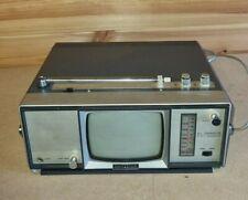 Universum FK100R Voll Transistor TV / Radio Kombination