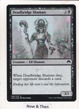 Magic: MTG: Origins: Foil: Deadbridge Shaman