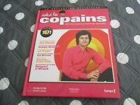 """CD-LIVRE """"SALUT LES COPAINS 1971"""" Joe DASSIN, Sheila, Claude FRANCOIS"""