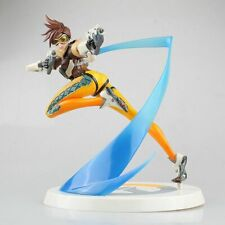 10'' OW Overwatch Tracer LED Light Statue By Blizzard Collectibles Toy In Box