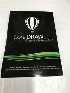 Corel draw graphics suite 2017 PC NEW!