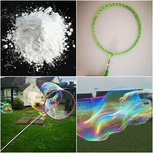 Kids Bubble Wand HOOP LOOP Toy / Giant Bubbles Solution Refills Liquid 1L 3L 5L