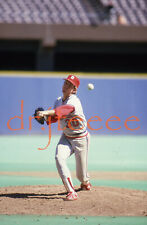 1985 John Tudor ST LOUIS CARDINALS - 35mm Baseball Slide