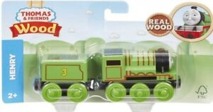 NEW Thomas and Friends Wooden Henry