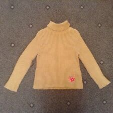 John Rocha Green Roll Neck Jumper Age 6 Years Excellent Condition