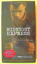 NEW! SEALED! Brad Davis MIDNIGHT EXPRESS Columbia VHS 1998 Collectors Edition