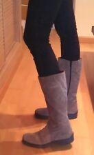 Botas de ante de PANAMA JACK nº 41. Boots Stiefel Leather Leder cuero piel
