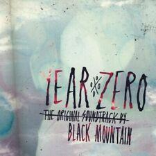 Black Mountain SEALED Year Zero Original Soundtrack LP OOP