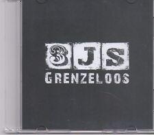 3Js-Grenzeloos Promo cd single