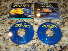 The Last Dynasty (PC) Game