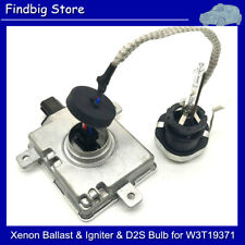 HID Xenon Ballast & Igniter & D2S Bulb for W3T19371 ACURA TL TSX Headlight Unit