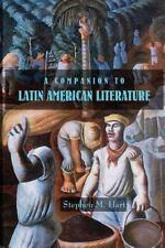 A Companion to Latin American Literature (Monografías A), , Hart, Stephen M., Ve