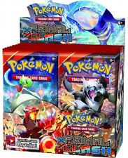 Pokemon TCG English XY5 PRIMAL CLASH Booster Box 36ct FACTORY SEALED!!
