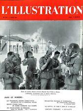 Guerre front de l'est troupe Wehrmacht à Vitebsk en URSS WWII 1941 ILLUSTRATION
