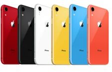 Apple iPhone Xr 64Gb 128Gb 256Gb Gsm Factory Unlocked Smartphone Cell Phone
