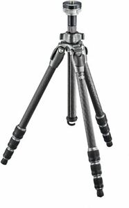 Gitzo GT0542 Series 0 Mountaineer Carbon Tripod with 4-Section - Black