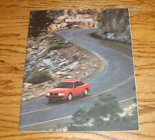 Original 1995 Oldsmobile Achieva Deluxe Sales Brochure 95