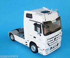 Eligor Mercedes - Benz Actros Truck 1:18 scale die cast WHITE RARE