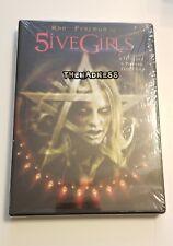 Brand New Sealed 5ive Girls DVD 2006 Horror