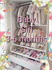 Parte #1 Bebé Niña hacer su propio paquete de tamaño 3-6 meses Vestido Traje Para Nieve Abrigo