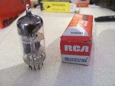 RCA 6GJ7/ECF801 vacuum tube O getter double top mica NIB
