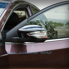 New Chrome Rearview Mirror Trim for Nissan Maxima 2016 2017 2018
