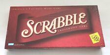 SCRABBLE CROSSWORD GAME 4024 Milton Bradley 1998 - 2001 - Shrink wrapped