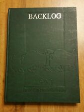 1993 David Lipscomb College University Yearbook Backlog - Nashville Tennessee TN