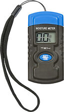 Digital Moisture Meter Level Reader Professional for Timber Paper Mortar Plaster