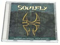 Soulfly Tribe Australian special tour edition CD 1999 Heavy Metal Rock Grunge