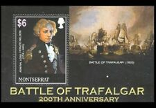 Montserrat - 2005 Battle of Trafalgar 200th Anniversary - Souvenir Sheet - MNH
