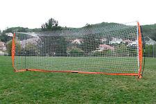 8' x 24' Bownet Soccer Goal | Portable Goals for Sports | Backyard Goal